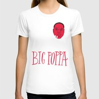 french T-shirts featuring French Poppa by Chris Piascik