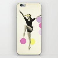 The Rules Of Dance II iPhone & iPod Skin