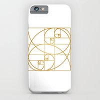 Golden Waves iPhone 6 Slim Case