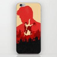 Bioshock Infinite iPhone & iPod Skin