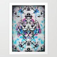 XLOVA4 Art Print
