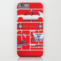 Lancia Delta History Mod… iPhone 6 Slim Case