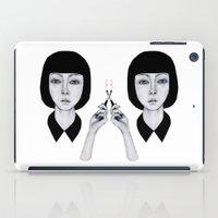 Never Quit iPad Case