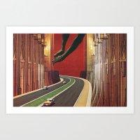 Untitled   A Collaborati… Art Print