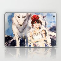 Princess Mononoke Laptop & iPad Skin