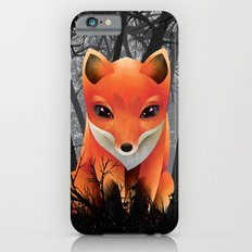 Vulpes Vulpes  at  Night Slim Case iPhone 6s