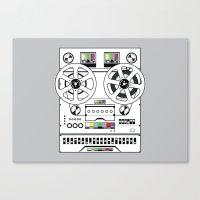 1 kHz #6 Canvas Print