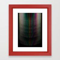 DIGITAL FUR Framed Art Print