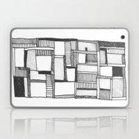 Lost Keys Cafe Laptop & iPad Skin