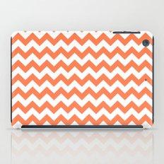 Chevron (Coral/White) iPad Case
