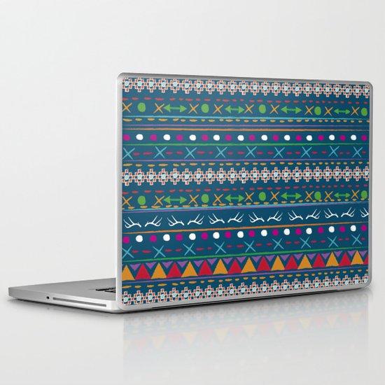 WINTER PATTERN Laptop & iPad Skin
