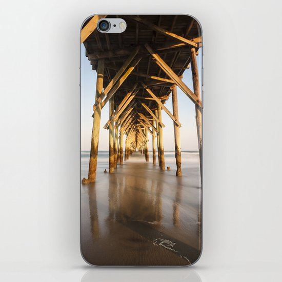 Pier III iPhone & iPod Skin