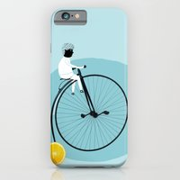 iPhone & iPod Case featuring My bike by yael frankel