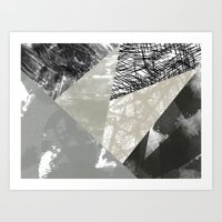 Graphic_Paint Art Print