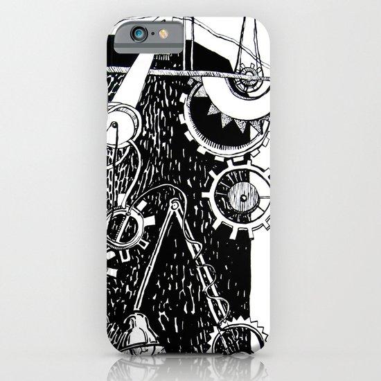 machine iPhone & iPod Case