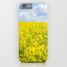 Field of Rapeseed iPhone 6 Slim Case