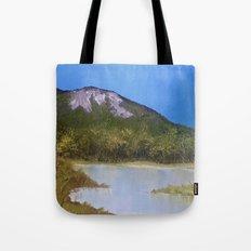 Mountain Lake I Tote Bag