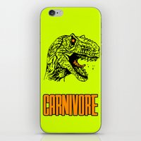 Carnivore iPhone & iPod Skin