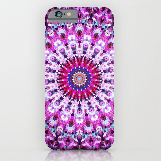 ARABESQUE PINK iPhone & iPod Case