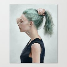 Aquamarine Canvas Print