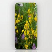 desert flowers iPhone & iPod Skin