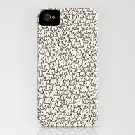 A Lot Of Cats iPhone (4, 4s) Slim Case