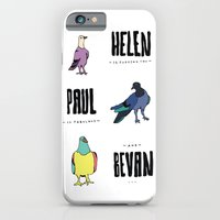 iPhone & iPod Case featuring Bevan by Happy Jack
