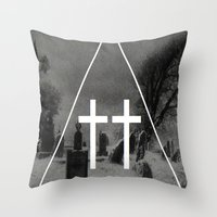 Witch Throw Pillow