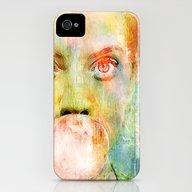 Bubble Gum  Girl iPhone (4, 4s) Slim Case