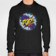 POP Art 4 Hoody