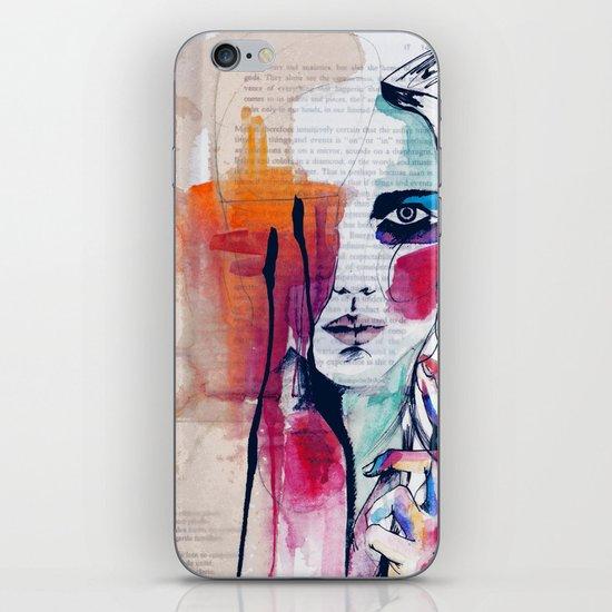 Sense V iPhone & iPod Skin