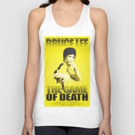 The Game Of Death Unisex Tank Top