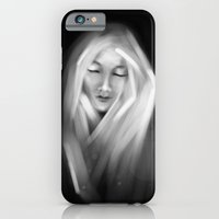 iPhone & iPod Case featuring I Think of you by wit_art