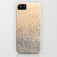 iPhone 5s & iPhone 5 Cases featuring  GOLD by Monika Strigel