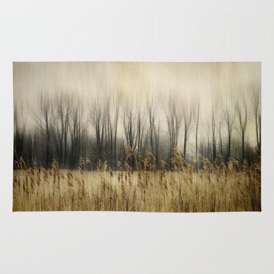 Marsh Edge Area & Throw Rug