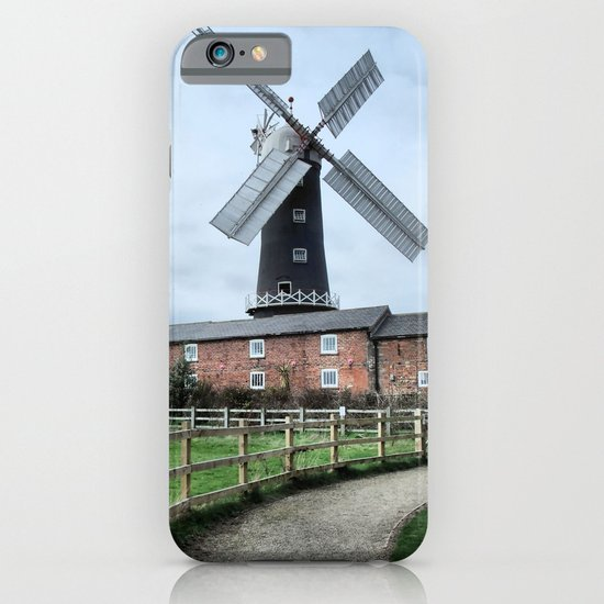 Skidby Windmill iPhone & iPod Case