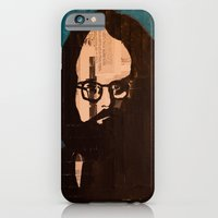 iPhone & iPod Case featuring Who stood before you speechless — Allen Ginsberg by Emily Storvold
