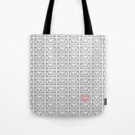 Minimalism Of L Tote Bag