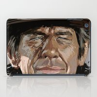 Harmonica Man iPad Case