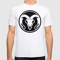 Day Of The Ram Mens Fitted Tee Ash Grey SMALL