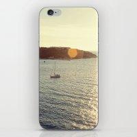 Sailing from the Sun iPhone & iPod Skin