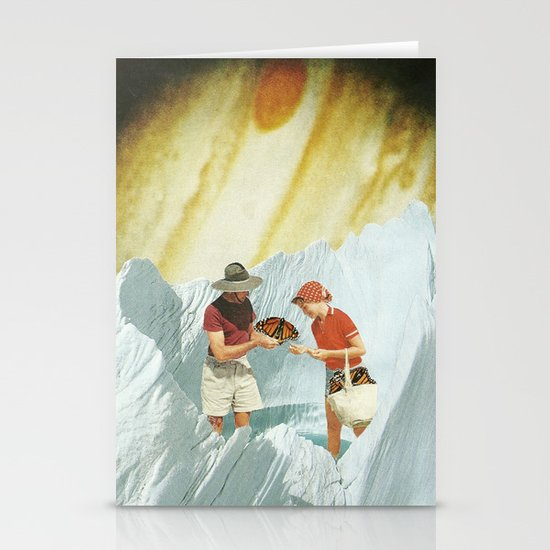 collecting Stationery Card