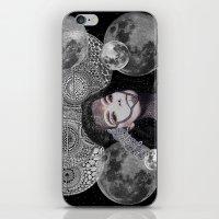 Bjork iPhone & iPod Skin