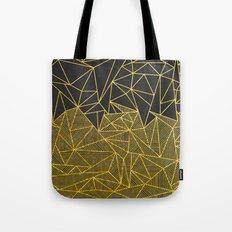 Bullion Rays (gold) Tote Bag