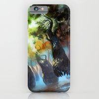 iPhone & iPod Case featuring Forest by Veronique Meignaud MTG