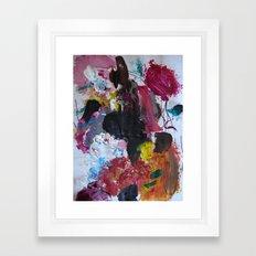 Pony Show Framed Art Print