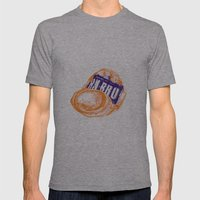 Irn-Bru Can Mens Fitted Tee Athletic Grey SMALL