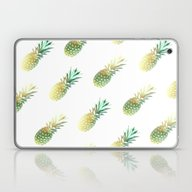 GoldenPineapple Laptop & iPad Skin