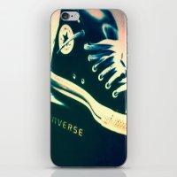 Converse Sneakers iPhone & iPod Skin