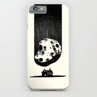 iPhone & iPod Case featuring Trouble At Home by Andrew Henry